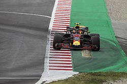 May 12, 2018 - Barcelona, Spain - Motorsports: FIA Formula One World Championship 2018, Grand Prix of Spain, .#33 Max Verstappen (NLD, Aston Martin Red Bull Racing) (Credit Image: © Hoch Zwei via ZUMA Wire)