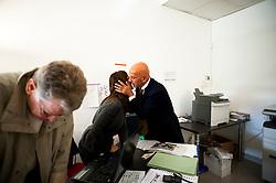 IL VILLAGGIO DI CARTONE .REGIA ERMANNO OLMI.BARI 10 NOVEMBRE 2010