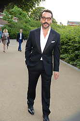 JEREMY PIVEN at the Fashion Rules Exhibition Opening at Kensington Palace, London W8 on 4th July 2013.