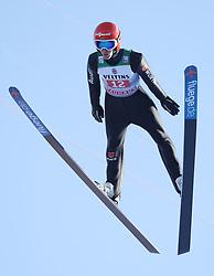 01.01.2020, Olympiaschanze, Garmisch Partenkirchen, GER, FIS Weltcup Skisprung, Vierschanzentournee, Garmisch Partenkirchen, im Bild Stephan Leyhe (GER) // during the Four Hills Tournament of FIS Ski Jumping World Cup at the Olympiaschanze in Garmisch Partenkirchen, Germany on 2020/01/01. EXPA Pictures © 2020, PhotoCredit: EXPA/ SM<br /> <br /> *****ATTENTION - OUT of GER*****
