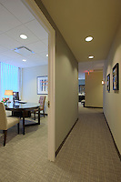 Washington DC Interior Photographers image of Offices of Washington Eye after construction and remodeling by contractor Coakley Williams Construction of Gaithersburg