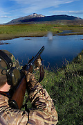 Hunting in Iceland