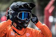 2018 UCI BMX Supercross<br /> Round 7 Santiago Del Estero (Argentina)<br /> Elite Women<br /> Practice<br /> `w