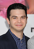 """WESTWOOD, CA - APRIL 28: Samm Levine  arrives at the premiere of Universal Pictures' """"Bridesmaids"""" held at Mann Village Theatre on April 28, 2011 in Los Angeles, California."""