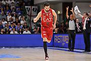DESCRIZIONE : Campionato 2014/15 Dinamo Banco di Sardegna Sassari - Olimpia EA7 Emporio Armani Milano Playoff Semifinale Gara3<br /> GIOCATORE : Linas Kleiza<br /> CATEGORIA : Ritratto Esultanza<br /> SQUADRA : Olimpia EA7 Emporio Armani Milano<br /> EVENTO : LegaBasket Serie A Beko 2014/2015 Playoff Semifinale Gara3<br /> GARA : Dinamo Banco di Sardegna Sassari - Olimpia EA7 Emporio Armani Milano Gara4<br /> DATA : 02/06/2015<br /> SPORT : Pallacanestro <br /> AUTORE : Agenzia Ciamillo-Castoria/L.Canu
