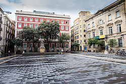 Plaça de la Mercè, Barcelona, Catalonia, Spain<br /> <br /> (c) Andrew Wilson | Edinburgh Elite media