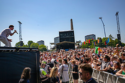 Picture This open the main stage on Friday 29th June at TRNSMT 2018.