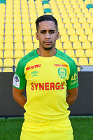 Yassine El Ghanassy during photoshooting of Fc Nantes for new season 2017/2018 on September 18, 2017 in Nantes, France. (Photo by Philippe Le Brech/Icon Sport)