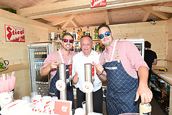 04.08.2016, Österreich Haus, Rio de Janeiro, BRA, Rio 2016, Olympische Sommerspiele, Eröffnung, im Bild Stiegl Bar // opening of House Austria during the Rio 2016 Olympic Summer Games at the Österreich Haus in Rio de Janeiro, Brazil on 2016/08/04. EXPA Pictures © 2016, PhotoCredit: EXPA/ Erich Spiess