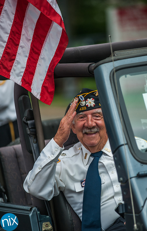 Scenes from the Harrisburg 4th of July parade along Highway 49 in Harrisburg Thursday morning.