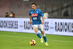 October 28, 2018 - Naples, Naples, Italy - Mario Rui of SSC Napoli during the Serie A TIM match between SSC Napoli and AS Roma at Stadio San Paolo Naples Italy on 28 October 2018. (Credit Image: © Franco Romano/NurPhoto via ZUMA Press)