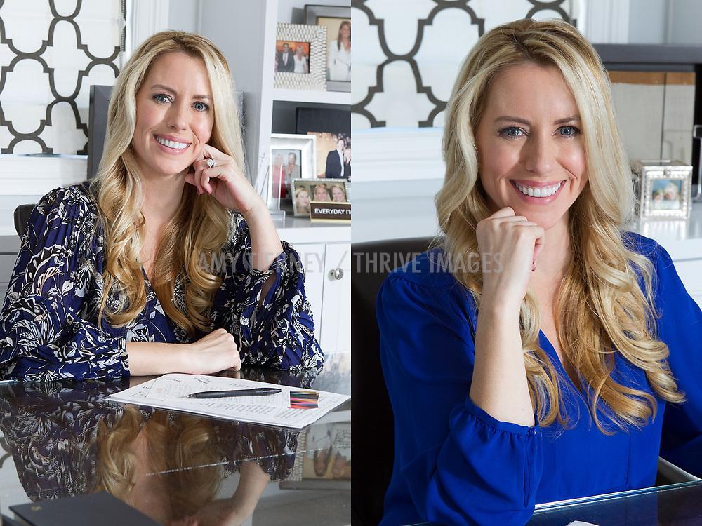 Melanie Barr Levey, founder of She Built It