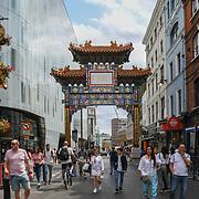 Chinatown London, UK