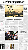 September 04, 2021 - USA: Front-page: Today's Newspapers In United States