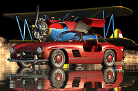 """The Mercedes 300 SL Gullwing 1964 is one of the most famous hot rods ever. It has won many admirers for its beautiful and sleek design, long fluttering bodywork, elegant interiors, and excellent engineering. This luxurious vehicle was designed by the great coachbuilder Hugo Benz and built in Sologne, by Benz. It is one of the rarest kinds of cars. And its rarity ensures that the Gullwing 1964 is something that not even a hundred years from now will be able to afford.<br /> <br /> Many people are interested in owning this car. But first, they need to understand the history of it. During the war, the Gullwing was used as a transport vehicle by the Luftwaffe. It was also used for experimental aircraft and a number of German fighter planes. The airframe was reinforced with steel plates to protect the internal components of the plane.<br /> <br /> In 1960, the Mercedes company decided to discontinue its automobile business due to the new popularity of the American """"Beetle"""" car. But Mercedes managed to revive its automobile division and released another automobile, the 300 SL. This low ground speed car became the best-selling sports car of its time, especially in Europe. The car was so successful that Mercedes received countless orders and even now, the production is still continuing."""