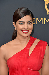 Priyanka Chopra attends the 68th Annual Primetime Emmy Awards at Microsoft Theater on September 18, 2016 in Los Angeles, CA, USA. Photo by Lionel Hahn/ABACAPRESS.COM