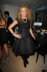 KELLY HOPPEN at the launch party for 'Promise', a new capsule ring collection created by Cheryl Cole and de Grisogono held at Nobu, Park Lane, London on 29th September 2010.