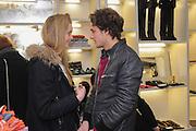 COCO STRUNCK; LAURENCE VAN HAGEN, The Space, Pop-up shop, Austique, 330 Kings Road, London, 13 February 2013.