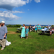 GEORGETOWN Maine, Reid State Park  --7/31/15 - Photos released to Cheryl and Jason Driscoll for personal use as needed. resale not permitted without express written consent. Photo © 2015 Roger S. Duncan