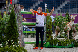 Ehrens Rob, NED, Smolders Harrie, NED<br /> Olympic Games Tokyo 2021<br /> © Hippo Foto - Dirk Caremans<br /> 07/08/2021