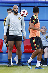 July 8, 2018 - Moscou, Russie - Thierry Henry ass. coach of Belgian Team (Credit Image: © Panoramic via ZUMA Press)