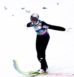 16.03.2012, Planica, Kranjska Gora, SLO, FIS Ski Sprung Weltcup, Einzel Skifliegen, im Bild Gregor Schlierenzauer (AUT), during the FIS Skijumping Worldcup Individual Flying Hill, at Planica, Kranjska Gora, Slovenia on 2012/03/16. EXPA © 2012, PhotoCredit: EXPA/ Oskar Hoeher.