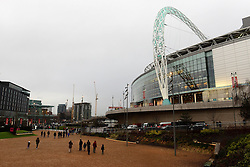 A general view of Wembley Stadium - Mandatory by-line: Dougie Allward/JMP - 29/03/2016 - FOOTBALL - Wembley Stadium - London, United Kingdom - England v Netherlands - International Friendly