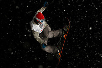 Snowboard<br /> 17.01.2015<br /> Foto: Gepa/Digitalsport<br /> NORWAY ONLY<br /> <br /> INNSBRUCK - ØSTERRIKE<br /> <br /> Air and Style. Image shows Emil Ulsletten (NOR).