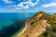 Largest cape at bulgarian black sea coast