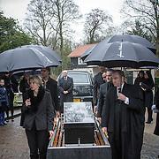 NLD/Amsterdam/20150115 - Uitvaart Frans Molenaar,