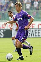 Firenze 01/10/2006<br /> Campionato Italiano Serie A 2006/07<br /> Fiorentina-Catania 3-0<br /> Kroldrup Per Fiorentina<br /> Foto Luca Pagliaricci Inside<br /> www.insidefoto.com