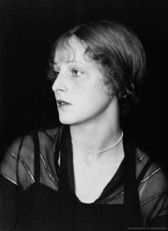 Evelyn Holt, actress, 1927