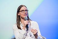 23 NOV 2018, BERLIN/GERMANY:<br /> Katrin Suder, Vorsitzende Digitalrat der Bundesregierung, Deutscher Arbeitgebertag 2018, Vereinigung Deutscher Arbeitgeber, BDA, Estrell Convention Center<br /> IMAGE: 20181123-01-361