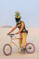 How To Burning Man Costume FTW