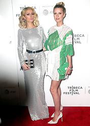 "2018 Tribeca Film Festival - ""The American Meme"". 27 Apr 2018 Pictured: Paris Hilton, Nicky Hilton Rothschild . Photo credit: MEGA TheMegaAgency.com +1 888 505 6342"