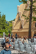 Venice, Biennale Architettura: USA Pavillion