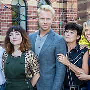 NLD/Amsterdam/20160913 - Presentatie RTL serie Weemoedt, Laura de Boer, Isis Cabolet, Thijs Römer, Frederique Spigt en Eva Duijvestein
