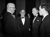 1954 - Literary and Historical Debating Society inaugural meeting at UCD