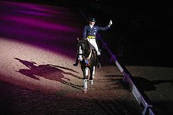 Brink Jan (SWE) - Björsells Briar 899<br /> World Cup Final Las Vegas 2009<br /> Photo © Dirk Caremans