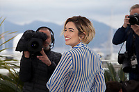 Actress Shirine Boutella  at Papicha film photo call at the 72nd Cannes Film Festival, Friday 17th May 2019, Cannes, France. Photo credit: Doreen Kennedy