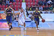 DESCRIZIONE : Verona Campionato Lega A2 2012-2013 Tezenis Verona Sigma Barcellona <br /> GIOCATORE : troy bell<br /> CATEGORIA :  palleggio contropiede<br /> SQUADRA : Tezenis Verona Sigma Barcellona <br /> EVENTO : Campionato Lega A2 2012-2013<br /> GARA : Tezenis Verona Sigma Barcellona<br /> DATA : 27/10/2012<br /> SPORT : Pallacanestro <br /> AUTORE : Agenzia Ciamillo-Castoria/M.Gregolin<br /> Galleria : Lega Basket A2 2012-2013 <br /> Fotonotizia : Verona Campionato Lega A2 2012-2013 Tezenis Verona Sigma Barcellona<br /> Predefinita :