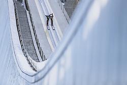 01.01.2021, Olympiaschanze, Garmisch Partenkirchen, GER, FIS Weltcup Skisprung, Vierschanzentournee, Garmisch Partenkirchen, Einzelbewerb, Herren, im Bild Ryoyu Kobayashi (JPN) // Ryoyu Kobayashi of Japan during the men's individual competition for the Four Hills Tournament of FIS Ski Jumping World Cup at the Olympiaschanze in Garmisch Partenkirchen, Germany on 2021/01/01. EXPA Pictures © 2020, PhotoCredit: EXPA/ JFK