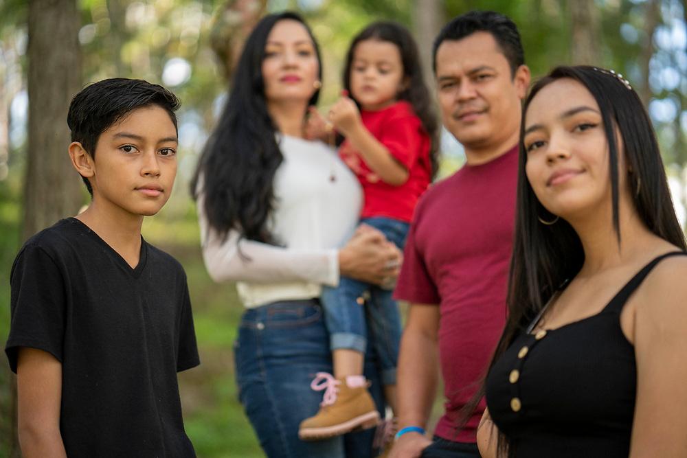 Portraits in Santa Rosa de Copan, Copan on Sunday Oct. 27, 2019. Photo by Ken Cedeno