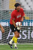 Gianluigi Buffon Juventus<br /> Torino 29/7/2008 Calcio Trofeo Tim Juventus Inter Milan<br /> Foto Andrea Staccioli Insidefoto
