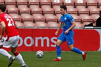 John Rooney. Wrexham AFC 0-3 Stockport County FC. Vanarama National League. The Racecourse Ground. 10.4.21