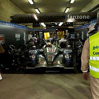 #21 HPDARX 03a Honda, Strakka Racing, Drivers: Leventis/Watts/Kane, Le Mans 24H, 2012