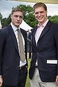 TOM CHAMBERLAIN; JOE CHAMBERLAIN, Cartier Queen's Cup final at Guards Polo Club, Windsor Great Park. 16 June 2013
