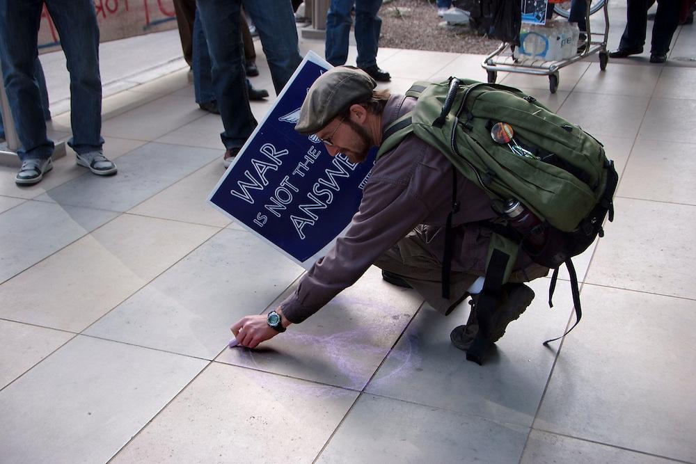 ALEC Protest Phoenix February 2012