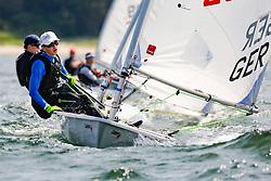 , Travemünder Woche 19. - 28.07.2019, Laser Radial - GER 207333 - Magnus B BORCHARDT - Lübecker Yacht-Club e. V