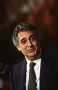 Placido Domingo, opera legend and Director of the Washington Opera November 21, 1997 in Washington, DC.